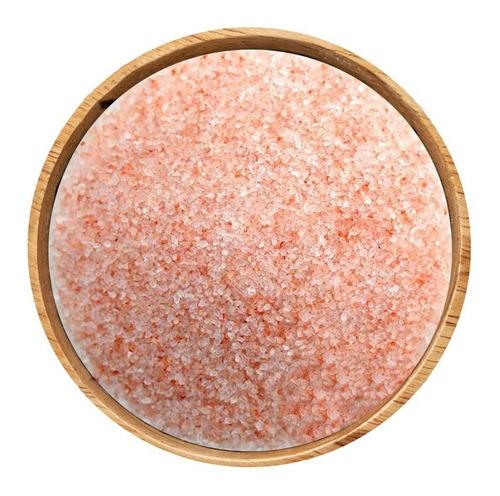 sal rosada del himalaya fina pura x 1 kg - calidad natural