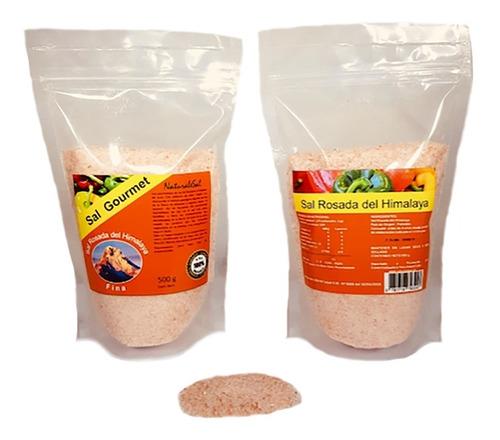 sal rosada himalaya fina pack 9 bolsas 500g, 4,5k.res.seremi