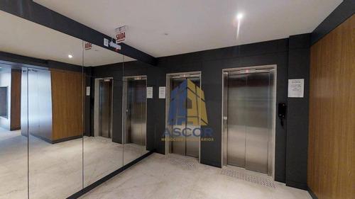 sala 113 m² em endereço nobre no centro de florianópolis. - sa0184