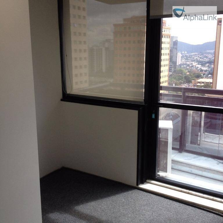 sala 200 m² ed. murano 4 vagas - alphaville - barueri - sa0109