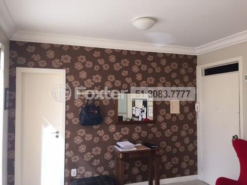 sala, 21.72 m², petrópolis - 173167