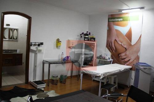 sala - 30m² - comercial - jadim anália franco - tatuapé - sa0011