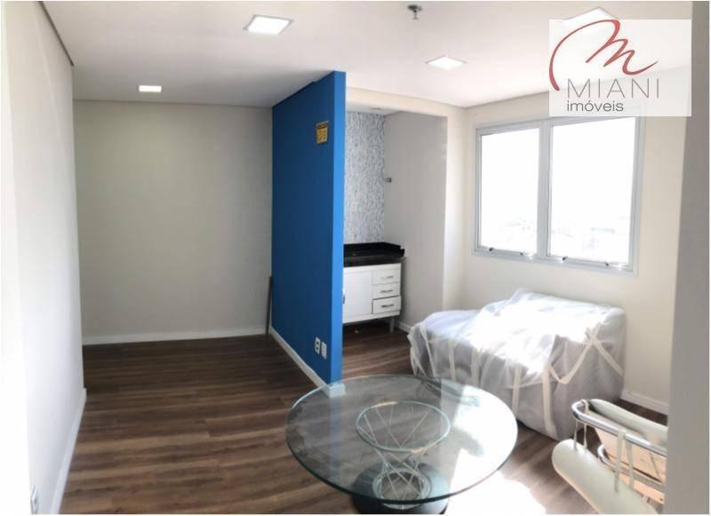 sala, 35 m² - venda por r$ 297.989,60 ou aluguel por r$ 1.402,30/mês - centro - osasco/sp - sa1505