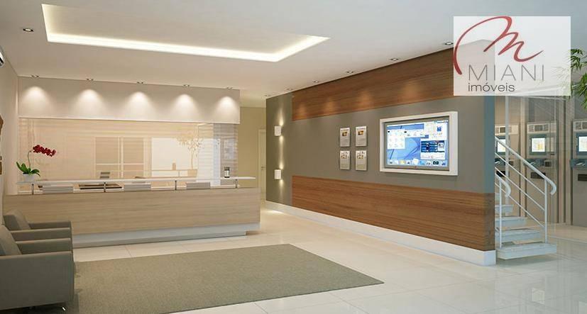 sala, 35 m² - venda por r$ 297.989,60 ou aluguel por r$ 1.402,30/mês - centro - osasco/sp - sa1507