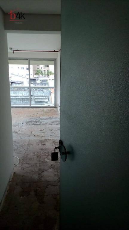 sala, 36 m² - venda por r$ 339.200,00 ou aluguel por r$ 1.300,00/mês - brooklin - são paulo/sp - sa0227