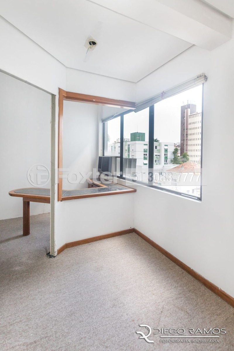 sala, 36.94 m², petrópolis - 119170