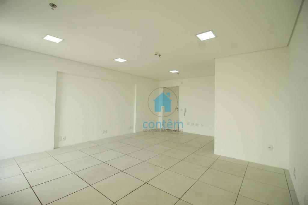 sala, 38 m² - venda por r$ 320.000,00 ou aluguel por r$ 1.395,00/mês - continental - osasco/sp - sa0049