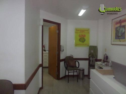 sala  40 m²  - pituba - sa0015