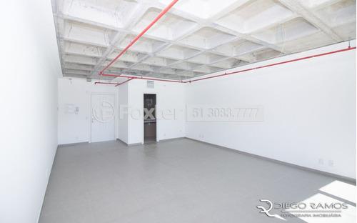 sala, 44.13 m², petrópolis - 186735