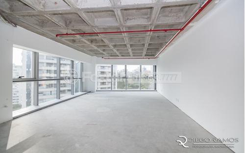 sala, 53.61 m², petrópolis - 189289