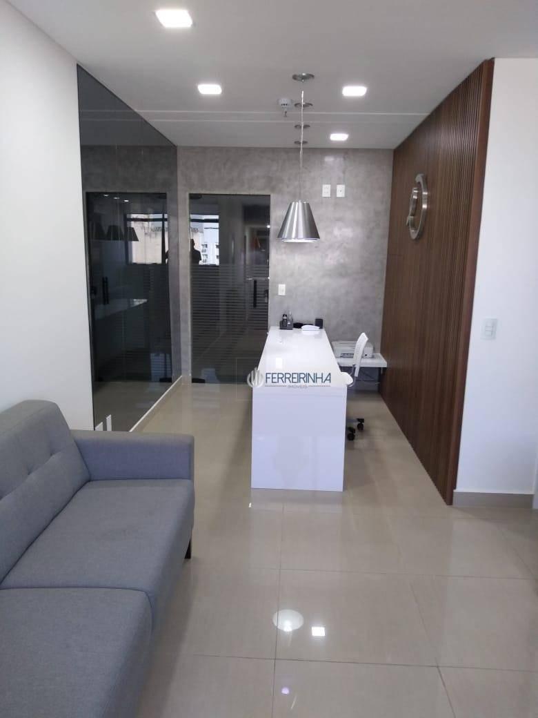 sala 60 m no centro mobiliada - sa0183