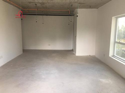 sala a venda no bairro cidade monções em são paulo - sp.  - 1849-1