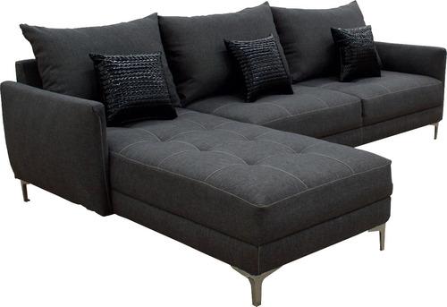 sala adonia fabou muebles - esquinera, moderna