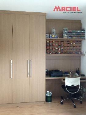 sala ampla - cozinha planejada - 4 dorm