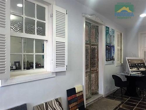 sala beiramar comercial para locação - praia de cabo branco - joão pessoa - pb - sa0044