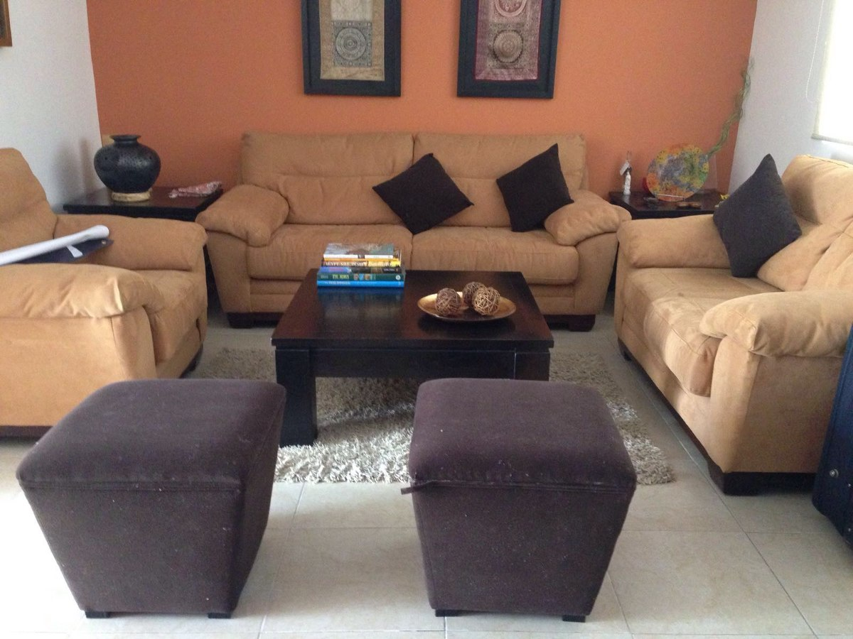 Sala boal de 3 piezas como nueva 18 en for Muebles de sala 3 piezas
