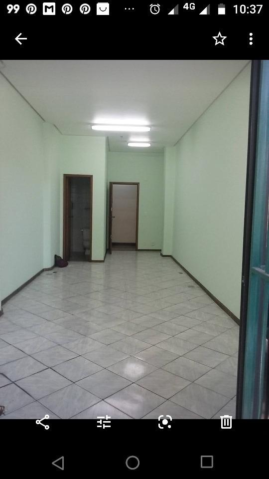 sala centro praça sete