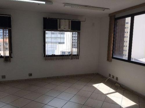 sala com 02 banheiros, espaço para refeitório - lapa - sa0221