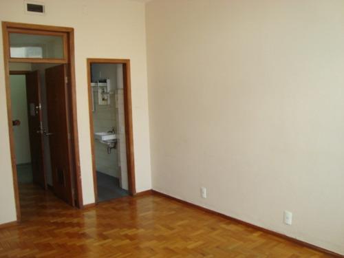 sala com 1 quartos para comprar no centro em belo horizonte/mg - 2179