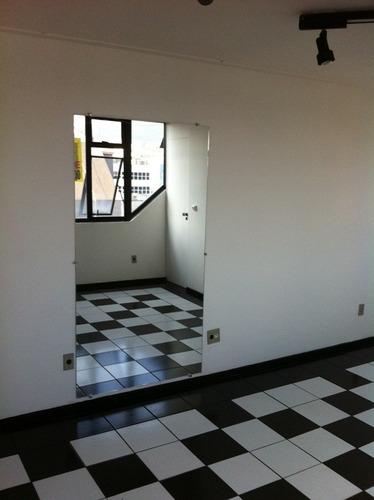 sala com 1 quartos para comprar no santa efigênia em belo horizonte/mg - 1007