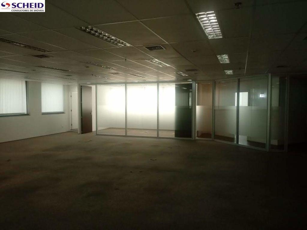 sala com 202 m2 na cincinato braga  - mr66877