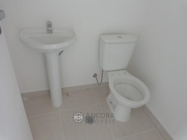 sala com. 55m² centro - 2531-2