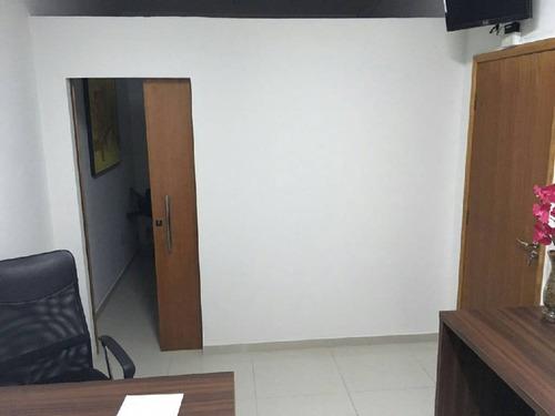 sala com armarios fixos - 19257