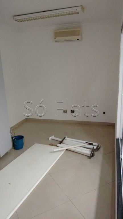 sala comercial 128m² semi mobiliado  - sf26767