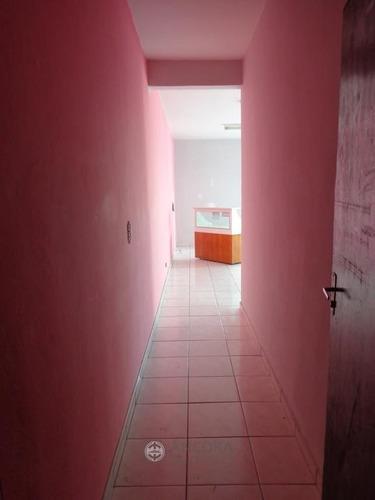 sala comercial. 24m² centro - 2762-2