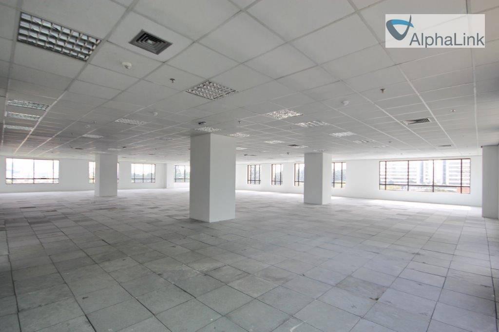 sala comercial 278m² - 7 vagas para locação, alphaville industrial, barueri. - sa0030