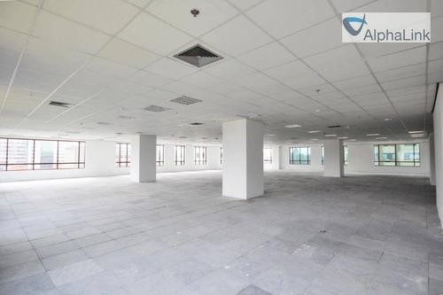sala comercial 278m² para locação, alphaville industrial, barueri. - sa0032