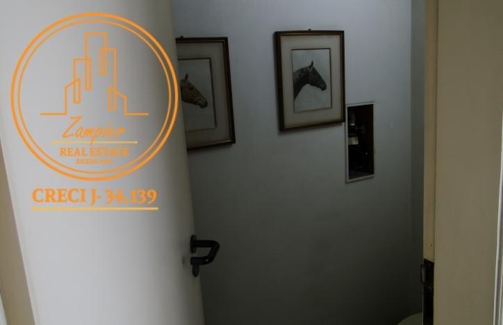 sala comercial 300m²  - centro - santos - 1360