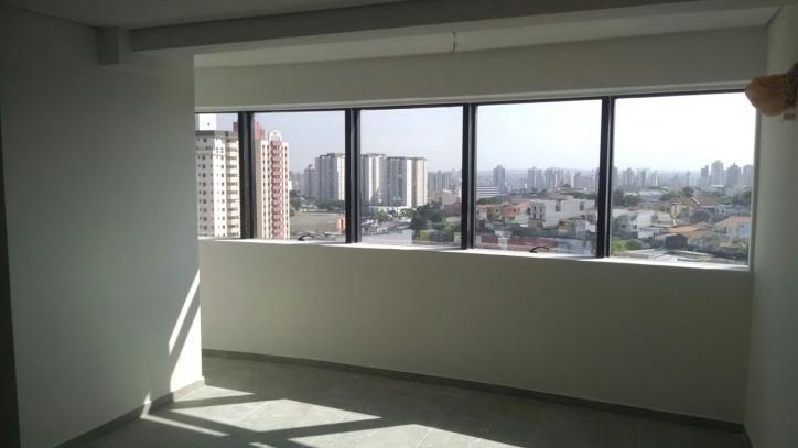 sala comercial 39 m² na vila gilda santo andré - 640