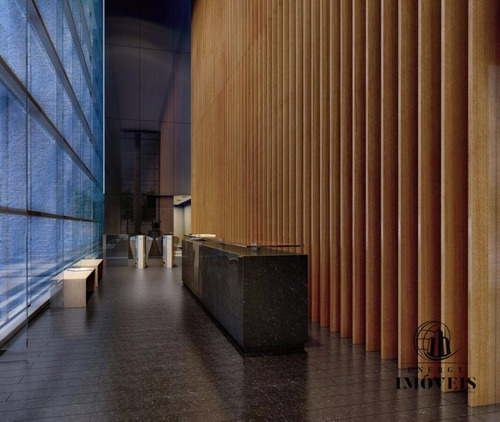 sala comercial 40m² na chácara santo antônio - sa1439