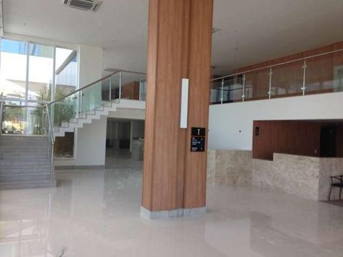 sala comercial 42m2 no aero espaço empresarial em lauro de freitas - lit351 - 4496155