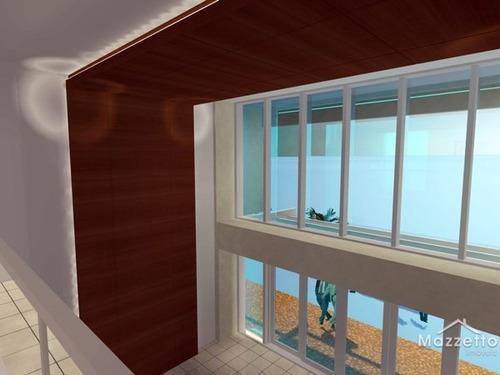 sala comercial - 48 m² / cód- 654682