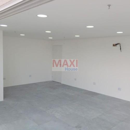 sala comercial 48 m², edificio campesina offices, 1 banheiro, 1 vaga, vila campesina, osasco. - sa0010