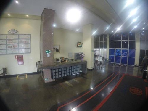 sala comercial, 52m2, empire center, chapada - sa0017