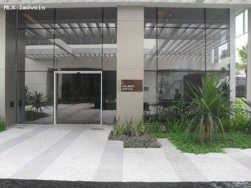 sala comercial a locação em mogi das cruzes, centro civico, 1 banheiro, 1 vaga - 214