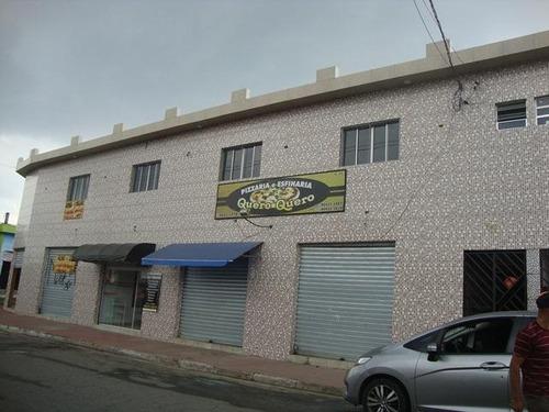 sala comercial a locação em suzano, jardim revista, 1 banheiro - al0058