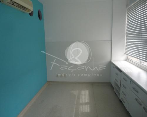 sala comercial a venda na vila itapura. imobiliária em campinas. - sa00185 - 33922008