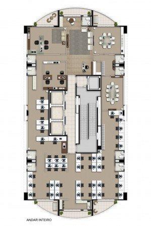 sala comercial a venda no bairro ponta da praia em santos - - 117-7156