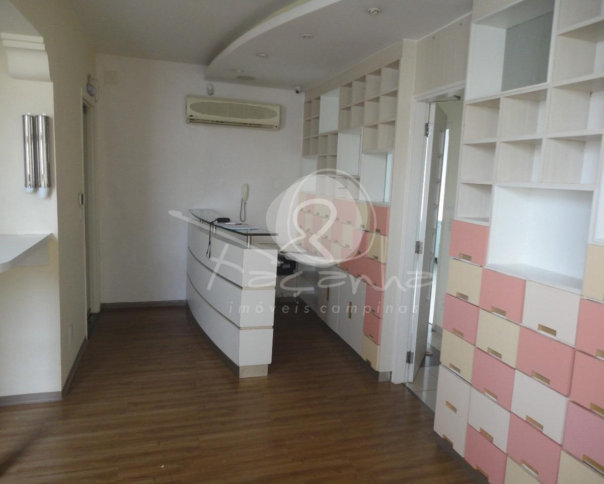 sala comercial a venda ou locação no guanabara. imobiliária em campinas. - sa00185 - 33922008
