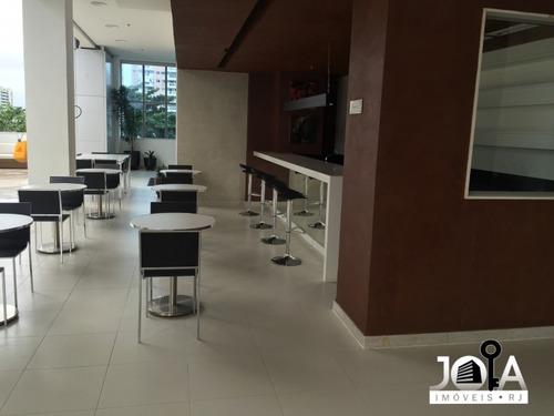 sala comercial absoluto - 19 metros - recreio - 195
