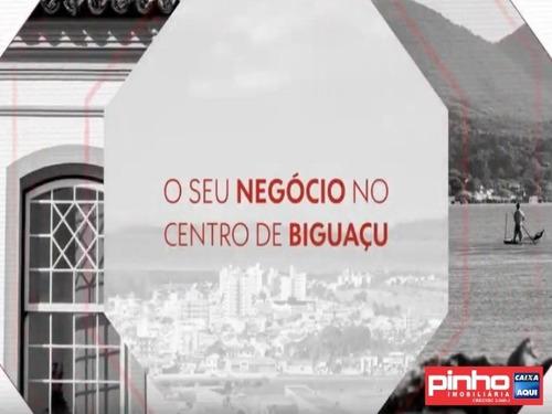 sala comercial, alcântara business center, vende, bairro centro, biguaçu, sc - sa00090