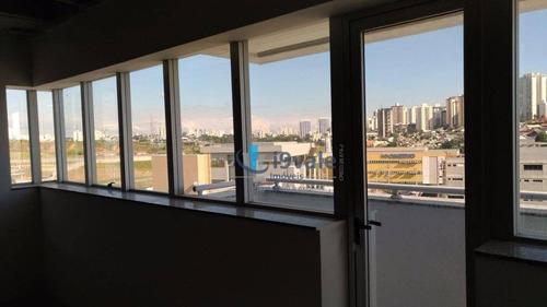sala comercial alpha offices, jardim aquarius, são josé dos campos-sp - sa0069