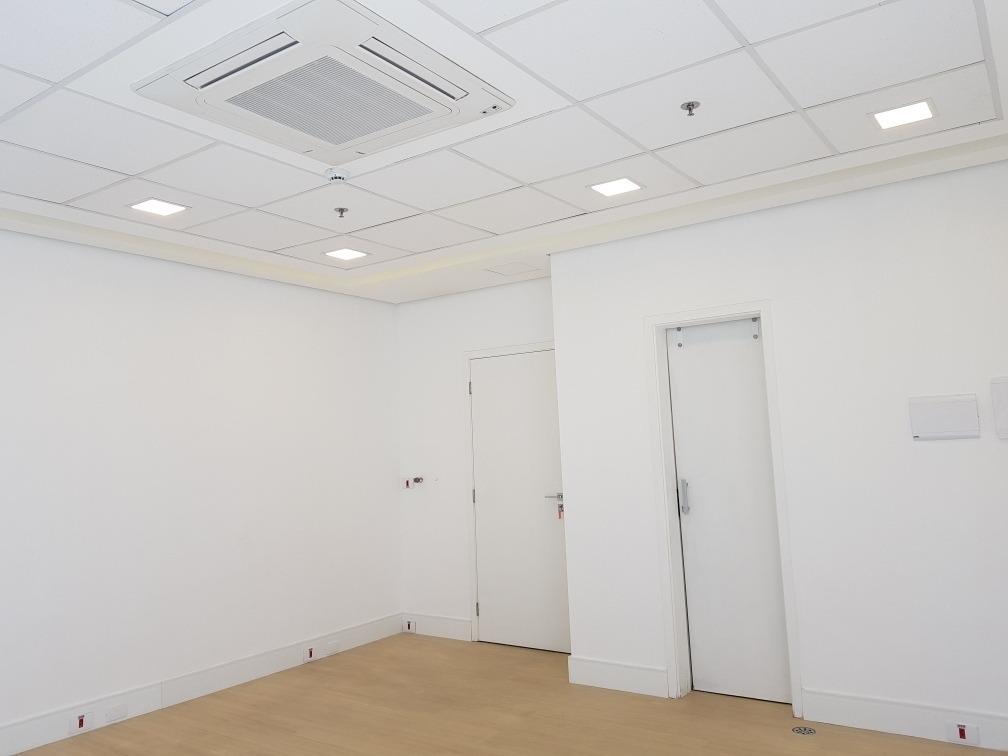 sala comercial alphaville locação