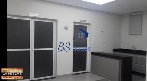 sala comercial alto padrão de acabamento - 4145