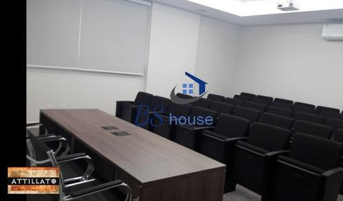 sala comercial alto padrão de acabamento - 4151