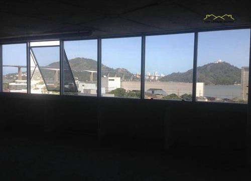 sala comercial alto padrão - localizada no polo corporativo do estado - sa0212